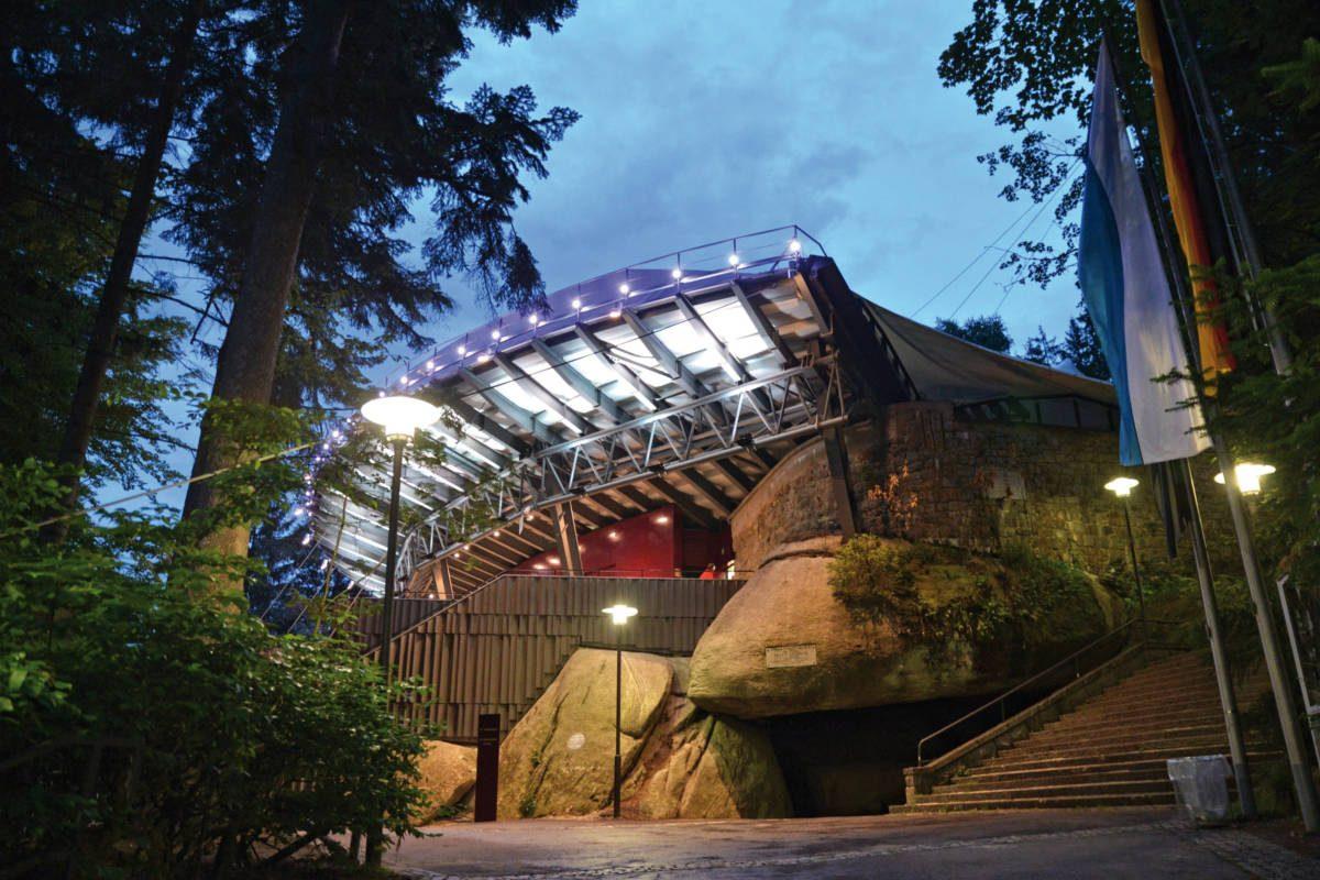 Deutschlands älteste Naturbühne